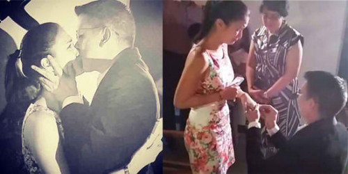 Chiz Escudero and Heart Evangelista Are Now Engaged