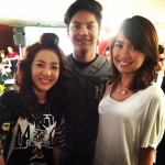 Sandara Park Joined SCQ Reunion & Attended KathNiel's Victory Party (Photos)