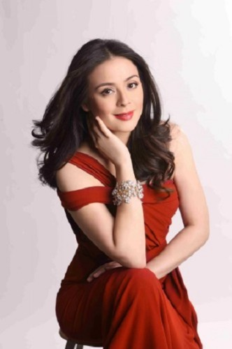 Dawn Zulueta Confirmed That Bamboo Is Not Her Brother