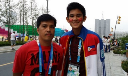Gabriel Moreno First Filipino to Win an Olympic Gold Medal