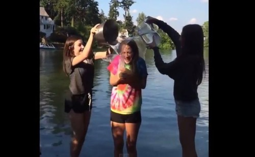 These People Thought an ALS Ice Bucket Challenge Was Easy! But When Their Turn Came! OMG!
