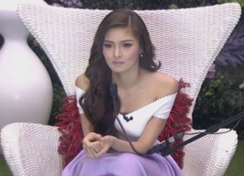 Kim Chiu Returns To PBB House (Videos)