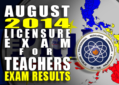 August 2014 LET Exam Results Probable Release Date Announced by PRC Baguio