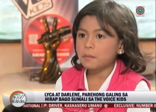Lyca Gairanod Poverty