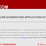 NAPOLCOM OLEASS for PNP Entrance & Promotional Exam April 2015 Now Open