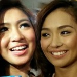 Nadine Lustre's Reaction on Issue Comparing Her to Kathryn Bernardo (Video)