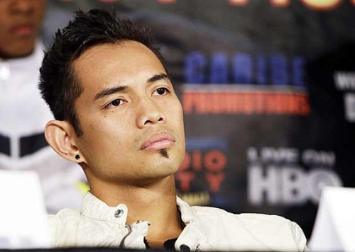 Nonito Donaire Jr. For The Ice Bucket Challenge