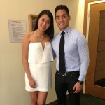 Carlo Romero And Wendy Tabusalla Is Now Married