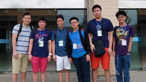 Gold and Bronze Medals for 2 Filipinos in China Math Tilt