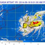 Bagyong Mario Storm Signals, Track & Hourly Updates (September 18, 2014)