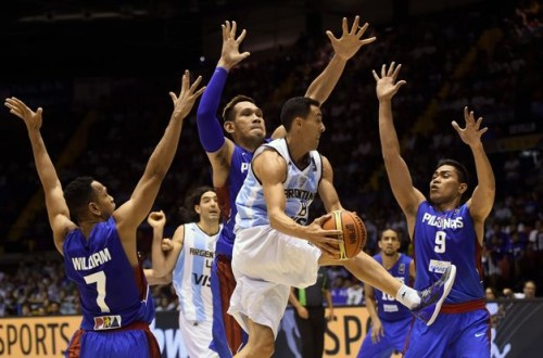 Gilas Pilipinas Defeated by Argentina 81-85 Highlights Video