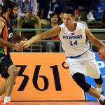 Gilas Pilipinas Defeats India in the 2014 Asian Games (Highlights Video)