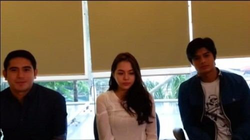 Julia Montes, Gerald Anderson & JC De Vera To Team Up In A Horror Film