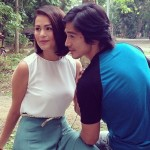 Iza Calzado Flattered Being Piolo Pascual's Date On Star Magic Ball