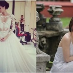 Look: Heart Evangelista & Marian Rivera Wear Wedding Gowns (Photos)