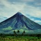 Mayon Volcano As One Of The World's Most Photogenic Volcanoes