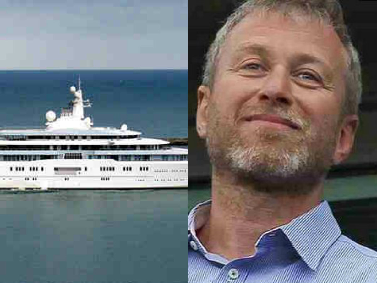 Roman Abramovich Owner Of The World S Most Expensive