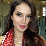 Sarah Lahbati Happy That Her Life Has Quieted Down