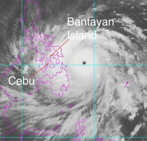 Possibility Of Yolanda Typed-Typhoon In PH For Every 2 Years