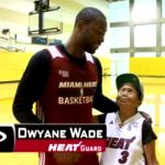 Dwayne Wade Played Basketball With 90-Year-Old Pinay Fan (Viral Video)