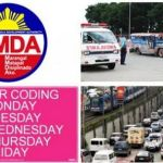 MMDA: Number Coding Scheme Lifted on October 6, 2014 (Monday) for Eid Holiday