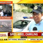 SPO1 Ariel Camiling To Receive Recognition for Helping Motorist (Video)