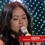 Tanya Diaz Performance Video on The Voice Ph 2 Blind Audition (1st 4-Chair Turner)