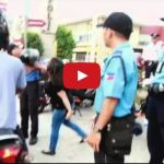 MMDA Enforcer Gerald Santiago Attacked by Motorcycle Riders After Violations (Video)
