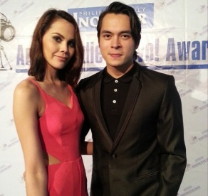 Jake Cuenca Reconciles With Chanel Olive Thomas (Photo)