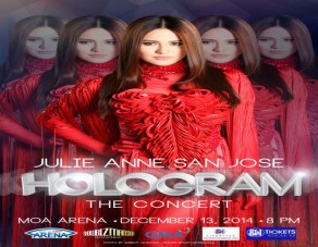 "Julie Ann San Jose Answers Issues About ""Hologram"" Concert"