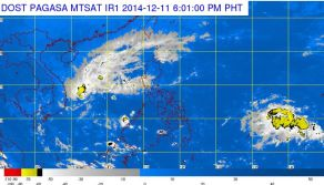 LPA Threatens to Develop into a Typhoon Could Bring Heavy Rains in Visayas