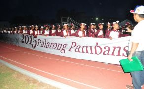 Tagum City, Davao del Norte to Host the 2015 Palarong Pambansa (PNG)