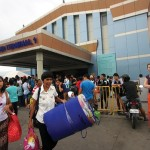 More Than 8,000 Passengers Stranded Due to Bagyong Seniang