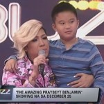Bimby Revealed Vice Ganda's Boyfriend During The Buzz Interview (Video)