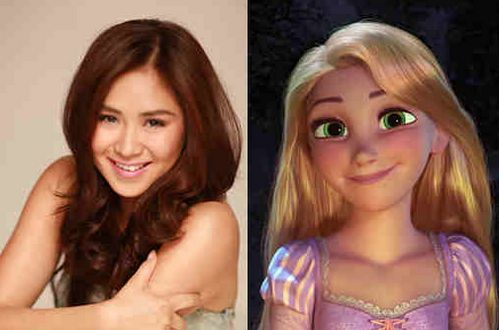 Disney Sarah Geronimo