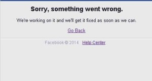 Netizens Reactions After Facebook Was Down on January 27, 2015
