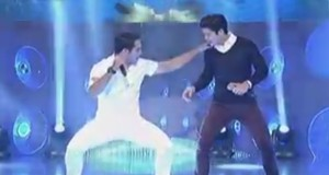 "Gerald Anderson & JC De Vera Showcased ""Anaconda"" Dance Move on ""It's Showtime"""