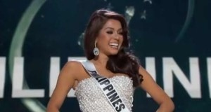 MJ Lastimosa Wows Public During Miss Universe Preliminaries