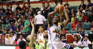 Marqus Blakely Led Purefoods in Defeating GlobalPort to Start Commissioner's Cup
