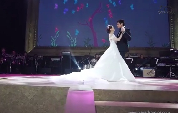 Dingdong Dantes And Marian Rivera Wedding Reception