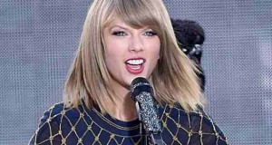 Taylor Swift's Instagram and Twitter Account Hacked on Tuesday