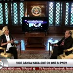 Vice Ganda's Interview with Pres. PNoy Shows Lighter Side of the President