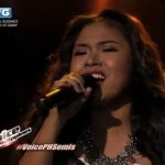 Alisah Bonaobra Enters The Voice PH Finale Defeating Daryl Ong in the Semis (Video)