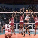 Ateneo Lady Eagles Defeated UE to Register 13th Straight Victory (UAAP Women's Volleyball)