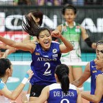 Ateneo Lady Eagles Defeated La Salle Enters UAAP Finals After 14-Game Sweep