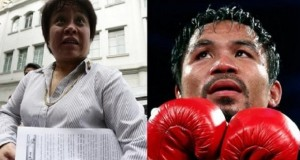 Watch: BIR's Kim Henares Reminds Pacquiao of Tax Obligations Prior to Mayweather Bout