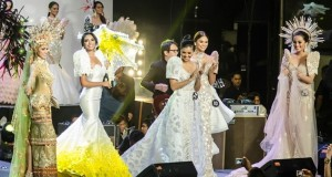 Bb. Pilipinas 2015 Announced Top Five Best in National Costume Winners