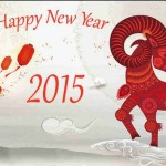 Chinese New Year 2015 Special Non-Working Holiday (February 19)