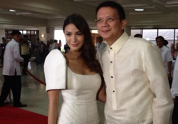 8dec9c97109 Sen. Chiz Escudero Revealed Why He is Sure of Marrying Heart ...