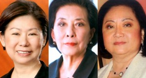 Three Filipina Executives In the List of 50 Most Powerful Businesswomen in Asia